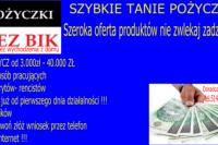 Pożyczki pozabankowe,prywatne i bez BIK W 24/H