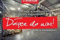 Magazynier Tychy Inter - Team