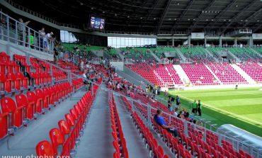 Zwiedzanie Stadionu Miejskiego