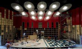 Na budowie Mediateki [foto]