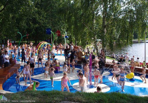 W sobotę otwarcie Wodnego Placu Zabaw w Paprocanach