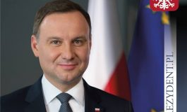 Prezydent Andrzej Duda w Tychach