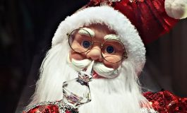 Parada Rowerowych Mikołajów