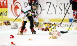 Hokej: GKS Tychy - Tempish Polonia Bytom (Teddy Bear Toss 2016.12.06) [galeria]