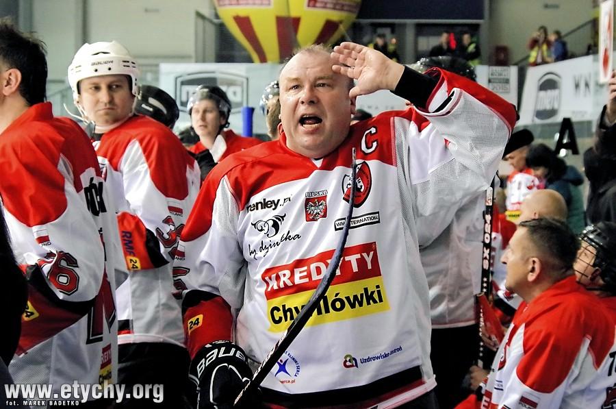Hokej z Gwiazdami 2020
