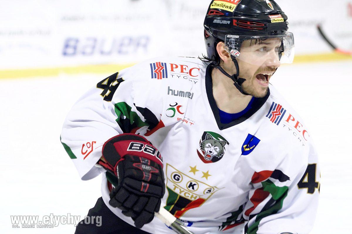 Hokej: GKS Tychy – TMH Tempish Polonia Bytom (2017.01.22) [galeria]