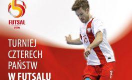 Futsal: Turniej Czterech Państw (aktualizacja)