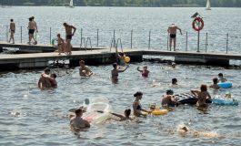 Kąpielisko w OW Paprocany już otwarte