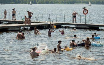 Kąpielisko w OW Paprocany ponownie otwarte
