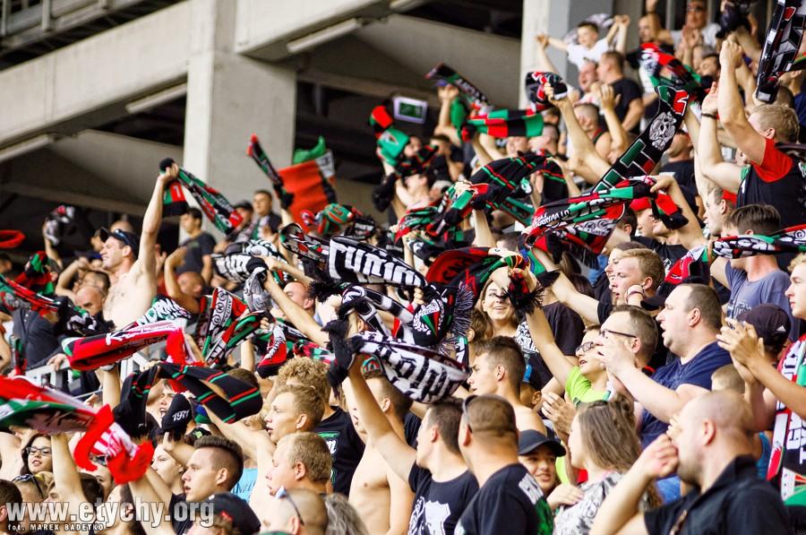 Piłka nożna: Sprzedaż biletów na barażowy mecz GKS Tychy – Górnik Łęczna