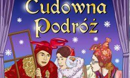 Mikołajkowy Czwartek z Teatrem dla Dzieci w Wilkowyjach: Cudowna Podróż
