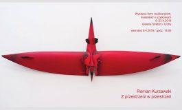 """""""Z przestrzeni w przestrzeń"""" - Wernisaż wystawy Romana Kurzawskiego w StrefArt"""