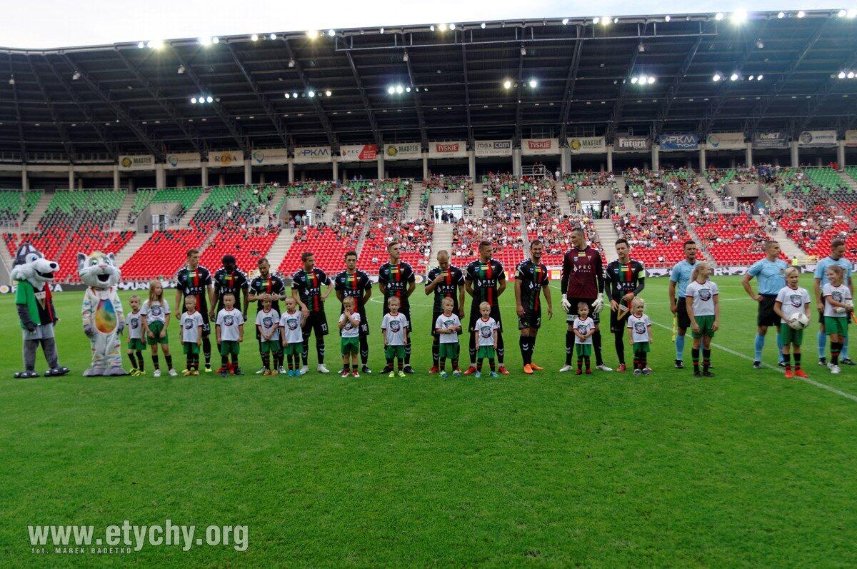 Piłka nożna: Przeważali ale przegrali. GKS Tychy – Chojniczanka 0:1