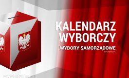 Wybory Samorządowe 2018:  Kalendarz wyborczy