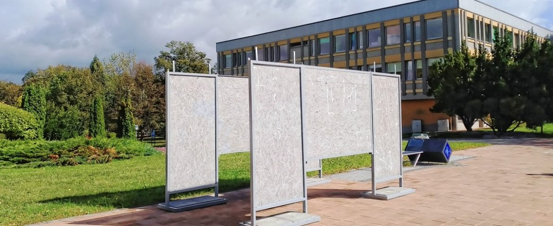 Bezpłatne miejsca na plakaty wyborcze w Tychach