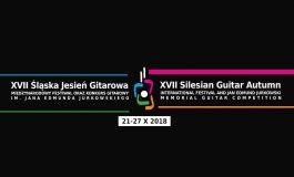 XVII Międzynarodowy Festiwal Śląska Jesień Gitarowa