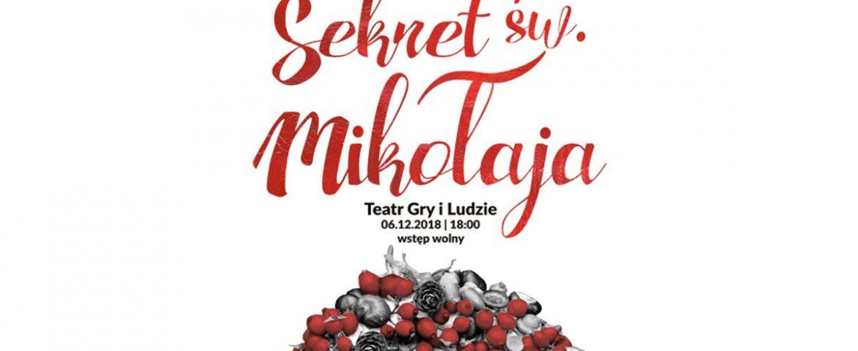 Mikołajkowy Czwartek z Teatrem dla Dzieci w Wilkowyjach: Sekret Świętego Mikołaja