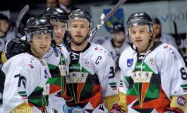 Hokej: GKS rozkręcał się powoli ale ostatecznie pokonał Unię 4:2 [foto]