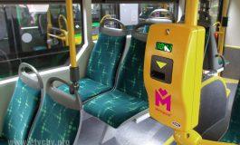 Autobusy podczas majówki