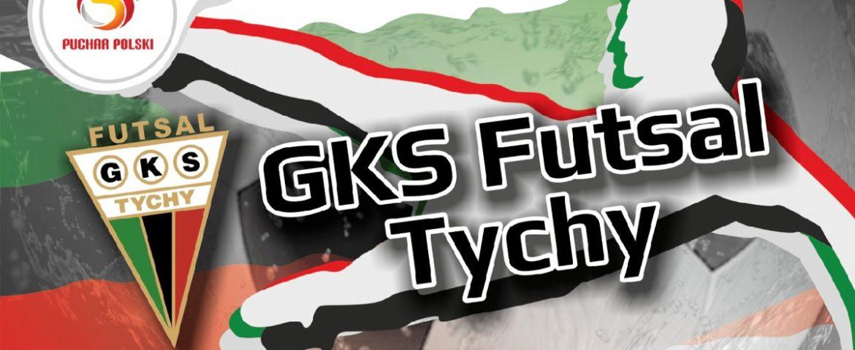 Futsal: W niedzielę spotkanie 1/16 finału Pucharu Polski. GKS Tychy – Futsal Team Brzeg