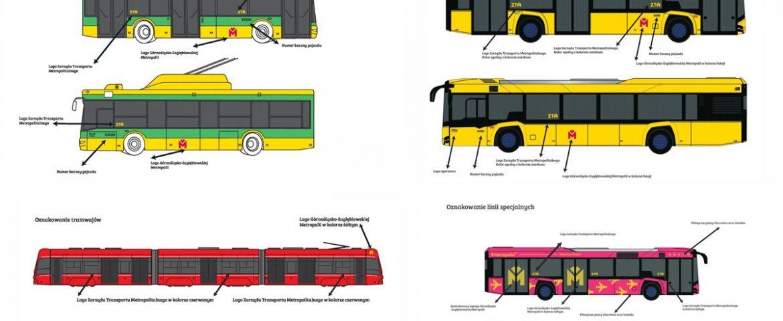 85217862bc05c6 Nowa identyfikacja wizualna pojazdów Zarządu Transportu Metropolitalnego