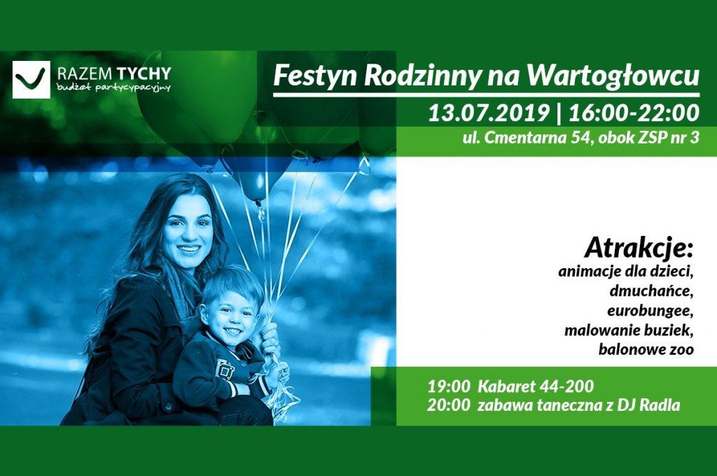 Znalezione obrazy dla zapytania Festyn Rodzinny na Wartogłowcu
