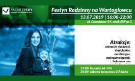 Festyn Rodzinny na Wartogłowcu
