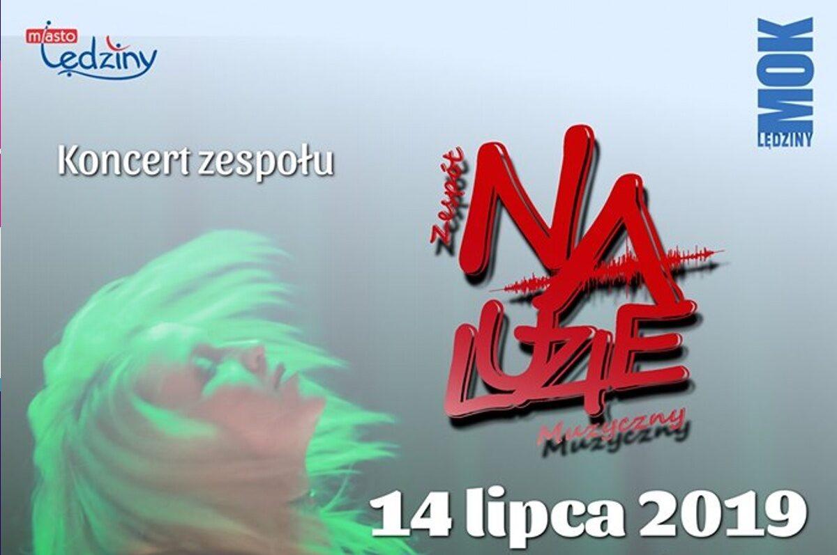 Koncert na Placu Farskim w Lędzinach – Na luzie