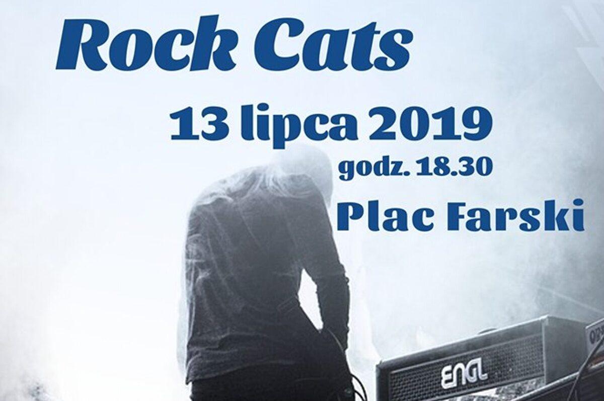 Koncert na Placu Farskim w Lędzinach – RockCats