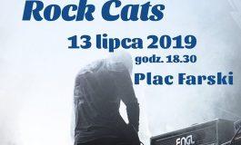 Koncert na Placu Farskim w Lędzinach - RockCats