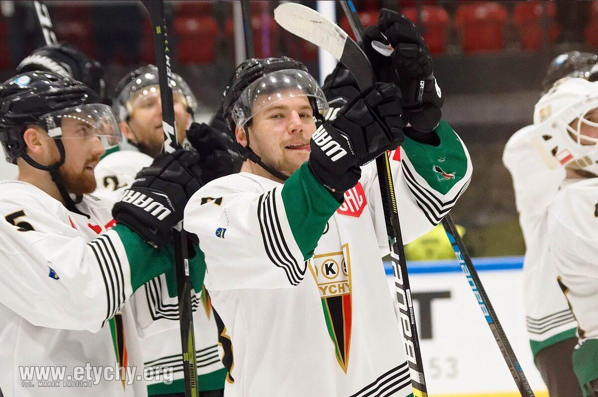 Hokej CHL: Vienna Capitals rewanżuje się GKS Tychy