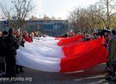 Oficjalne obchody Święta Niepodległości w Tychach [FOTO]
