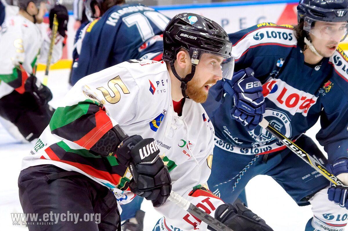 Hokej: GKS Tychy – Lotos PKH Gdańsk (2019.11.03) [galeria]