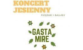Koncert zespołu Gasta Mire w Tęczy