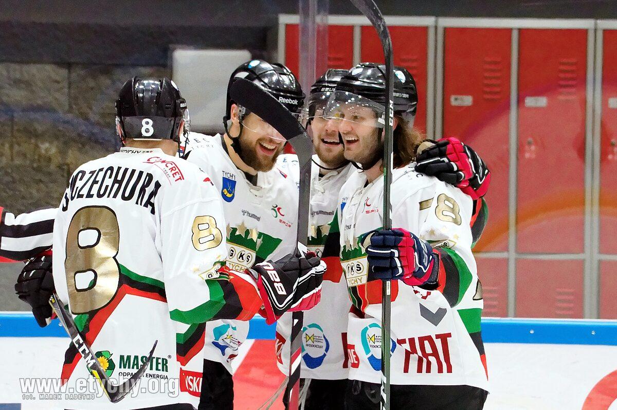 Hokej: GKS Tychy – JKH GKS Jastrzębie (2020.01.05) [galeria]