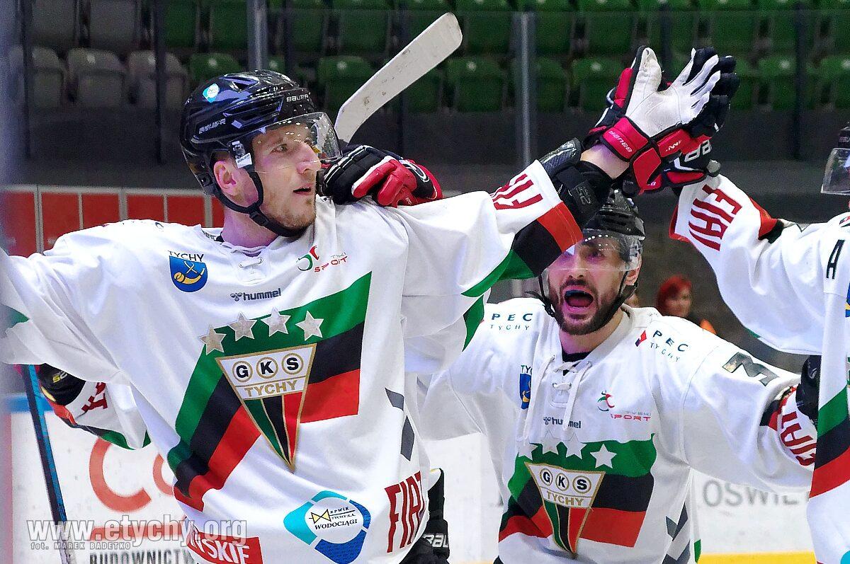 Hokej: GKS Tychy – Lotos PKH Gdańsk (2020.01.31) [galeria]