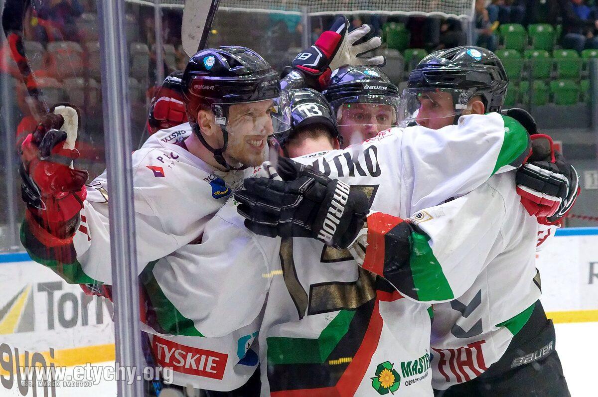 Hokej: Potrzebowali impulsu by wygrać. GKS Tychy – Lotos PKH Gdańsk 3:1 [foto]