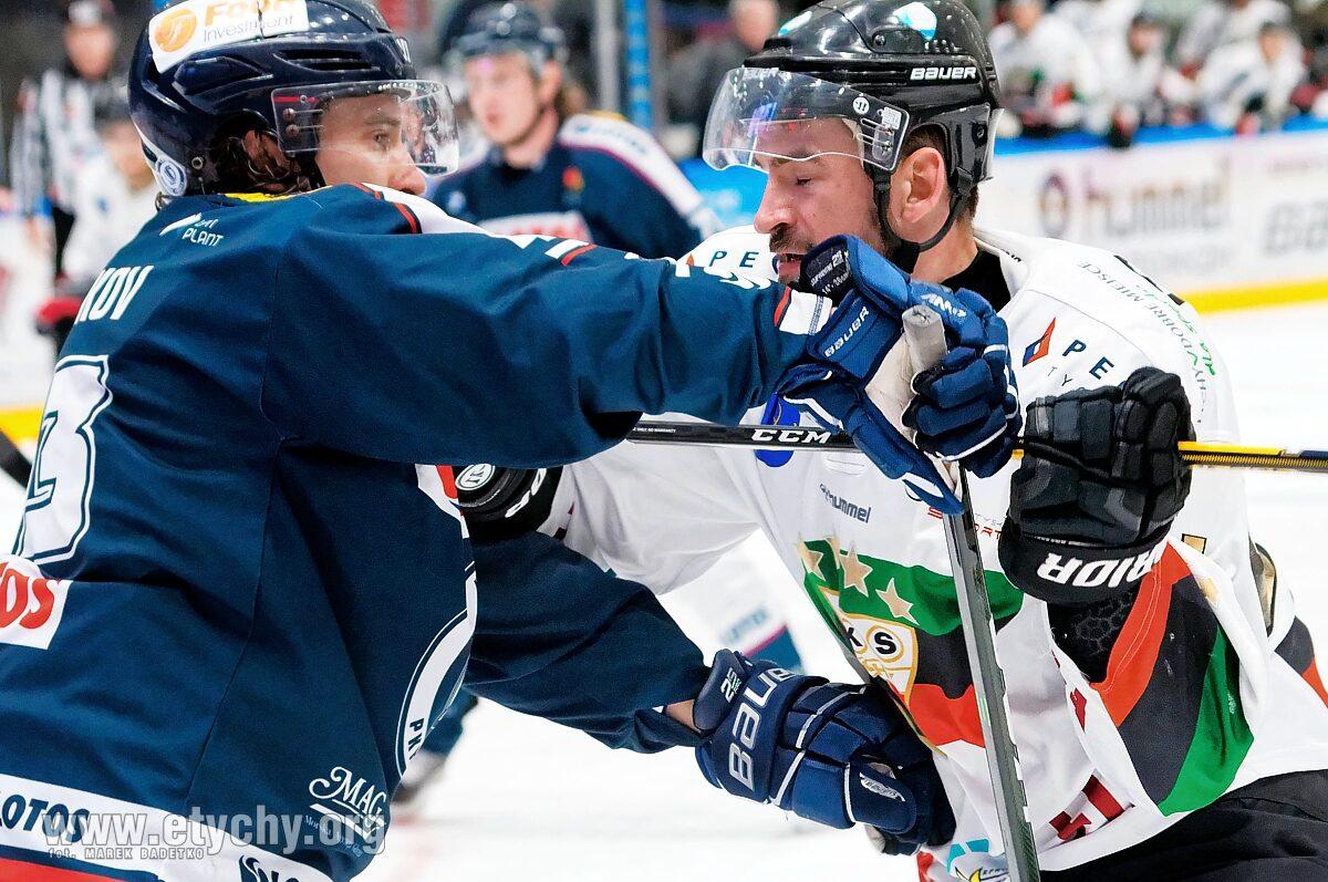 Hokej: GKS Tychy – Lotos PKH Gdańsk (2020.01.12) [galeria]