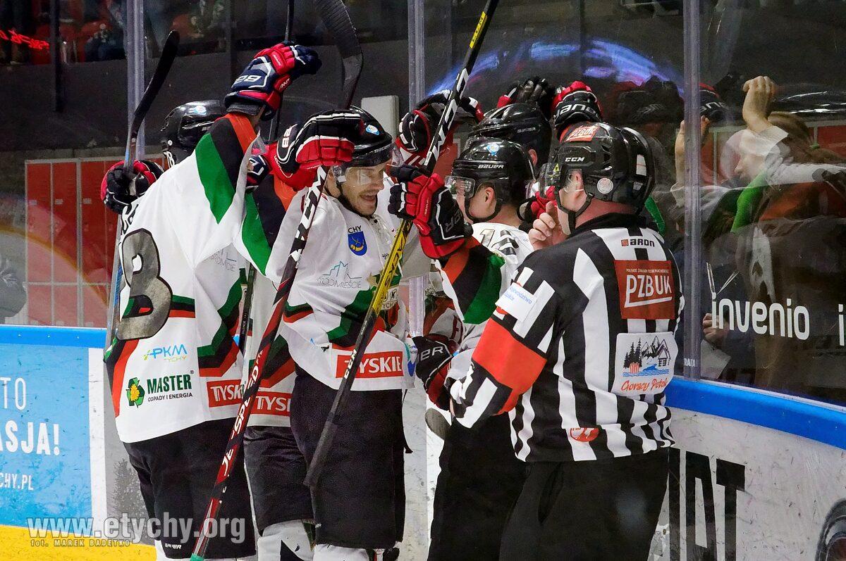 Hokej play-off: GKS Tychy – KH Energa Toruń (2020.02.21) [galeria]