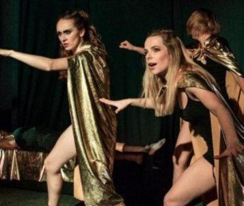 Spektakl - #rozczarowanie w Tęczy