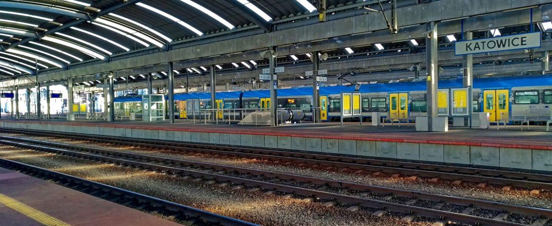 Odwołane pociągi na trasie Katowice – Tychy – Katowice