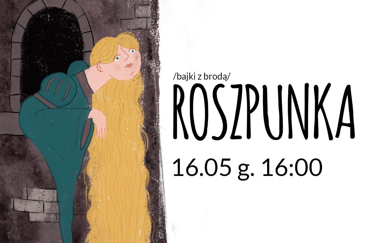 """Bajki z brodą – """"Roszpunka"""" z Teatrem Małym"""