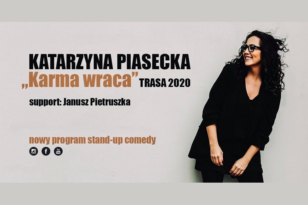Katarzyna Piasecka w Underground Pub