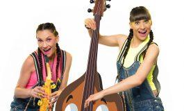 Koncertowy Czwartek dla Dzieci w Wilkowyjach - Siostry Wajs & Stonoga