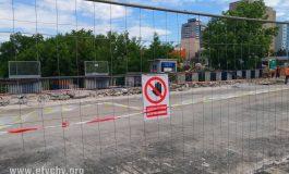 Przebudowa wiaduktu ul. Grota-Roweckiego - Utrudnienia w ruchu pociągów