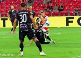 Piłka nożna: Remis na inaugurację ligi. GKS Tychy - ŁKS Łódź 1:1 [foto]