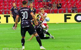 Piłka nożna: Remis na inaugurację ligi. GKS Tychy – ŁKS Łódź 1:1 [foto]