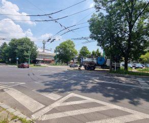 Zamknięte skrzyżowanie ulic Grota Roweckiego i Edukacji aż do października