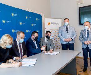 Zielona energia dla Kolei Śląskich