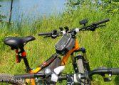 Wycieczka rowerowa do Parku Kościuszki w Katowicach